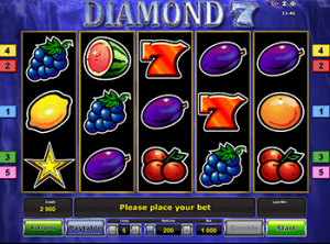 Автоматы Maxbetslots Diamond 7