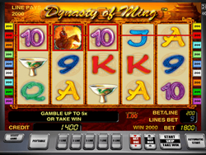 The Ming Dynasty на Maxbetslots